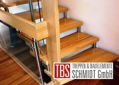Stufen Bolzentreppe Celle der Firma TBS Schmidt GmbH