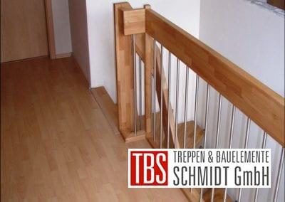 Bruestungsgelaender Bolzentreppe Lingen der Firma TBS Schmidt GmbH
