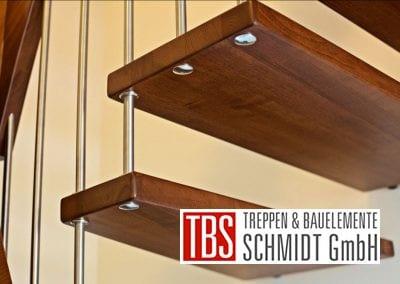 Unteransicht Bolzentreppe Muenster der Firma TBS Schmidt GmbH