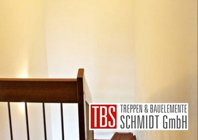 Bruestungsgelaender Bolzentreppe Muenster der Firma TBS Schmidt GmbH