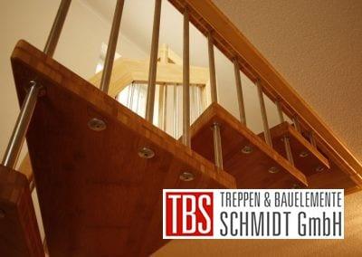 Unteransicht Bolzentreppe Ratingen der Firma TBS Schmidt GmbH