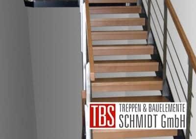 Blechwangentreppe Solingen der Firma TBS Schmidt GmbH