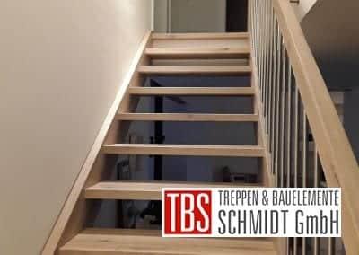 offene Wangentreppe Bexbach der Firma TBS Schmidt GmbH