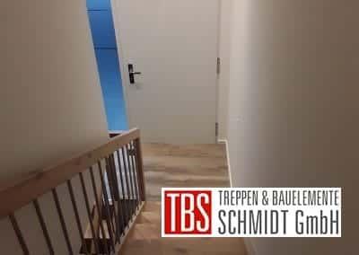 Ansicht Wangentreppe Bexbach der Firma TBS Schmidt GmbH