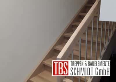 gerade Wangentreppe Bexbach der Firma TBS Schmidt GmbH