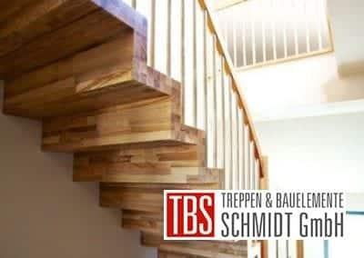 Faltwerktreppe Willich der Firma TBS Schmidt GmbH