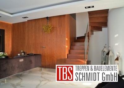 Faltwerktreppe Heidesheim der Firma TBS Schmidt GmbH