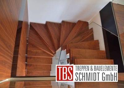 Ansicht Faltwerktreppe Heidesheim der Firma TBS Schmidt GmbH