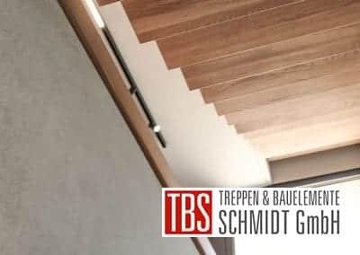Unteransicht Kragarmtreppe Muehltal der Firma TBS Schmidt GmbH