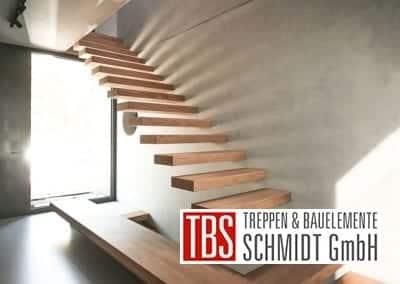 Kragarmtreppe Muehltal der Firma TBS Schmidt GmbH