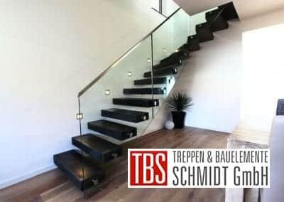 Stufen Kragarmtreppe Bremen der Firma TBS Schmidt GmbH