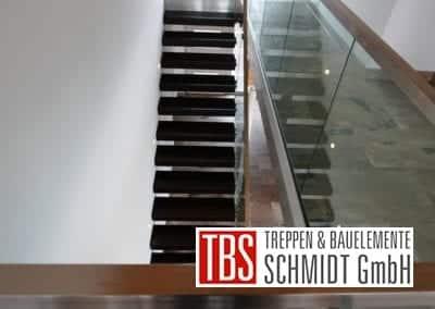 Galerie Kragarmtreppe Niedersachsen der Firma TBS Schmidt GmbH
