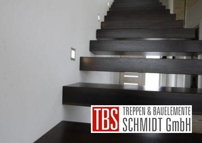 LED Beleuchtung Kragarmtreppe Niedersachsen der Firma TBS Schmidt GmbH
