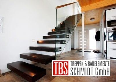Kragarmtreppe Niedersachsen der Firma TBS Schmidt GmbH