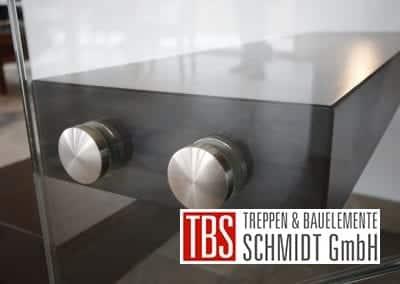 Punkthalter Kragarmtreppe Niedersachsen der Firma TBS Schmidt GmbH