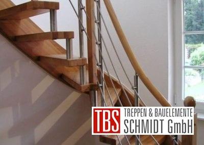 Gelaender Wangen-Bolzentreppe Sankt Ingbert der Firma TBS Schmidt GmbH