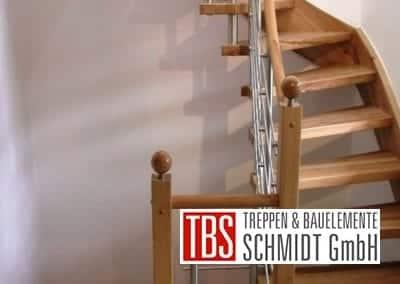 Wangen-Bolzentreppe Sankt Ingbert der Firma TBS Schmidt GmbH