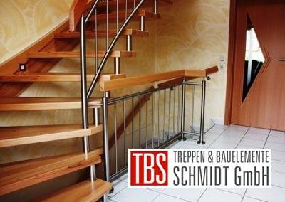 LED Beleuchtung Wangen-Bolzentreppe Weimar der Firma TBS Schmidt GmbH