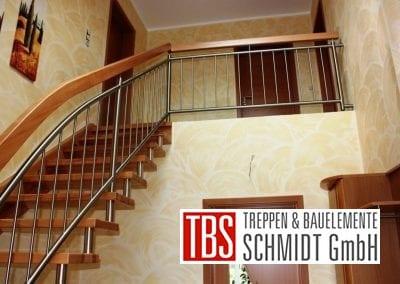 Gelaender Wangen-Bolzentreppe Weimar der Firma TBS Schmidt GmbH