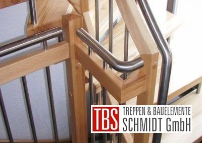 Gelaender Bolzentreppe Aalen der Firma TBS Schmidt GmbH
