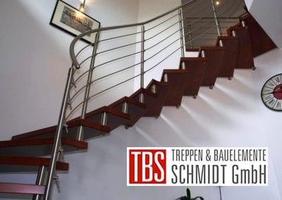 Unteransicht Bolzentreppe Lueneburg der Firma TBS Schmidt GmbH