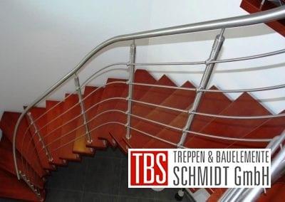 Bolzentreppe Lueneburg der Firma TBS Schmidt GmbH