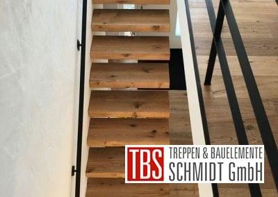 Bruestungsgelaender Kragarmtreppe Freisen der Firma TBS Schmidt GmbH