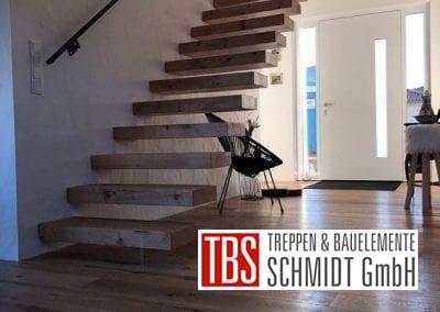 Kragarmtreppe Freisen der Firma TBS Schmidt GmbH