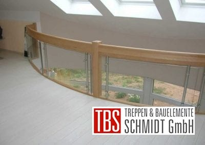 Bruestungsgelaender Bolzentreppe Celle der Firma TBS Schmidt GmbH