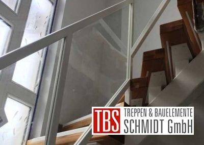 Gelaender Mittelholmtreppe Geisenheim der Firma TBS Schmidt GmbH