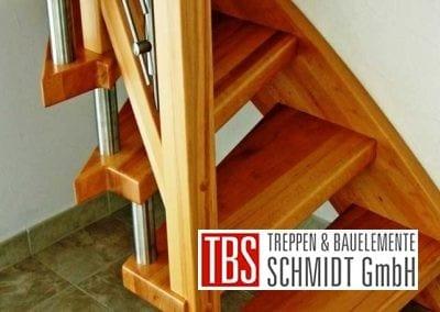 Eintrtitsbereich Wangen-Bolzentreppe Stollberg der Firma TBS Schmidt GmbH