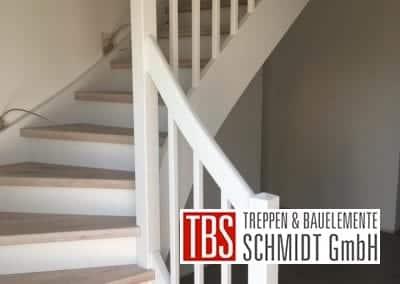 Colortreppe Treppenmontage der Firma TBS Schmidt GmbH