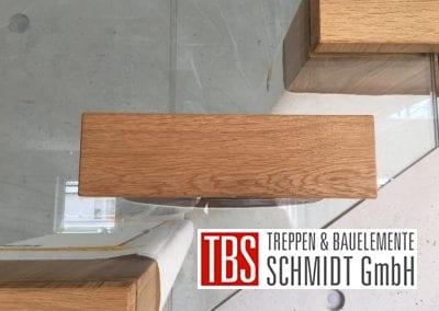 Stufenverblender Treppenmontage der Firma TBS Schmidt GmbH
