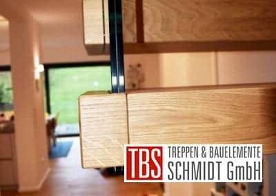 Stufen Faltwerk- mit Kragarmtreppe Lebach der Firma TBS Schmidt GmbH