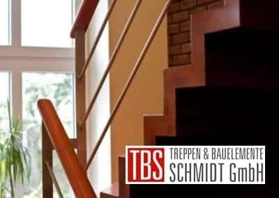 Gelaender Faltwerktreppe Bamberg der Firma TBS Schmidt GmbH