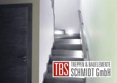 Handlauf Faltwerktreppe Braunschweig der Firma TBS Schmidt GmbH