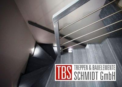 Gelaneder Faltwerktreppe Braunschweig der Firma TBS Schmidt GmbH