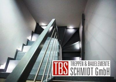Faltwerktreppe Braunschweig der Firma TBS Schmidt GmbH