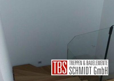 Montage Faltwerktreppe Braunshausen der Firma TBS Schmidt GmbH