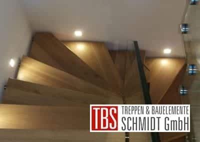 Ansicht Faltwerktreppe Braunshausen der Firma TBS Schmidt GmbH