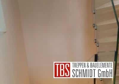 LED-Beleuchtung Faltwerktreppe Braunshausen der Firma TBS Schmidt GmbH