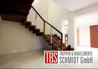 Faltwerktreppe Dormagen der Firma TBS Schmidt GmbH