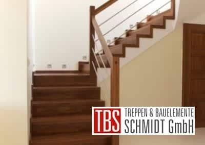 Faltwerktreppe Fulda der Firma TBS Schmidt GmbH