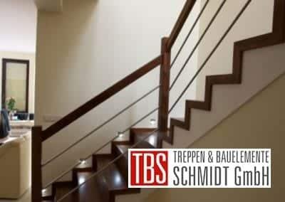 Gelaender Faltwerktreppe Fulda der Firma TBS Schmidt GmbH