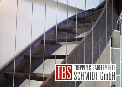 Drahtseile Wangentreppe Iserloh der Firma TBS Schmidt GmbH