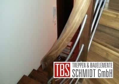 Gelaender Faltwerktreppe Hameln der Firma TBS Schmidt GmbH