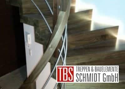 LED-Beleuchtung Faltwerktreppe Hameln der Firma TBS Schmidt GmbHFaltwerktreppe Hameln der Firma TBS Schmidt GmbH