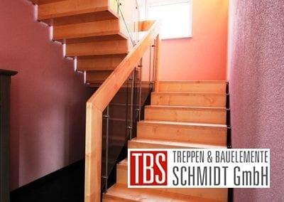 Faltwerktreppe Hanau der Firma TBS Schmidt GmbH