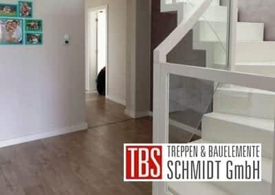Faltwerktreppe Heidelberg der Firma TBS Schmidt GmbH