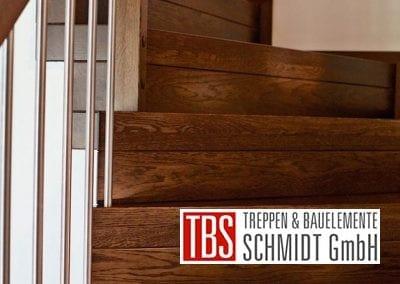 Stufen Wangentreppe Kirchheimbolanden der Firma TBS Schmidt GmbH